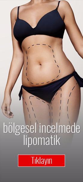 liposuction - lipomatik ile bölgesel zayıflama advertorial
