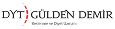 Diyetisyen Gülden Demir Logo