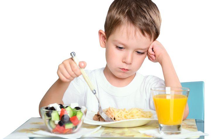 İştahsız Çocukta Beslenme Yönetimi