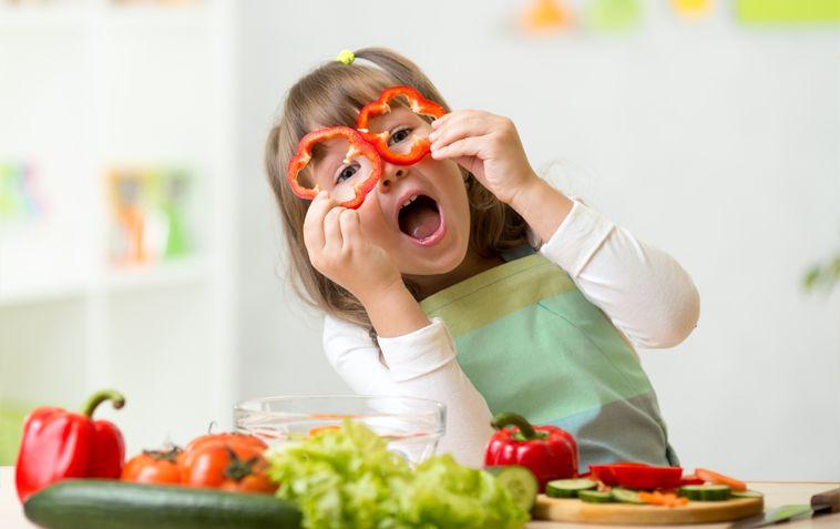 Okul Öncesi Çocukluk Dönemi Beslenmesi