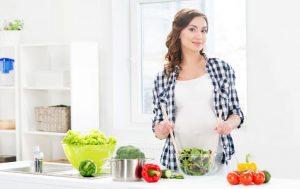 gebelik döneminde sağlıklı beslenme