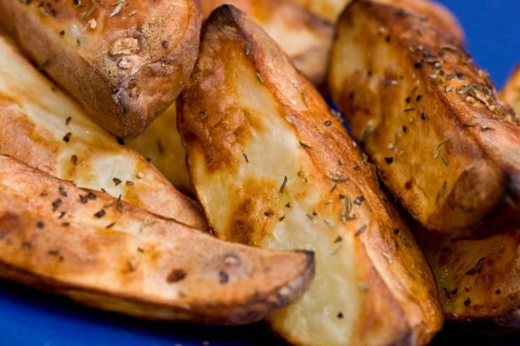 Diyet Listesi - Fırında Patates
